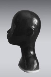 (Г-17)БАЛЕРИНА АФРИКАНКА.ГЛАЗУР.