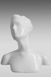 фарфоровая голова куклы купить бюст