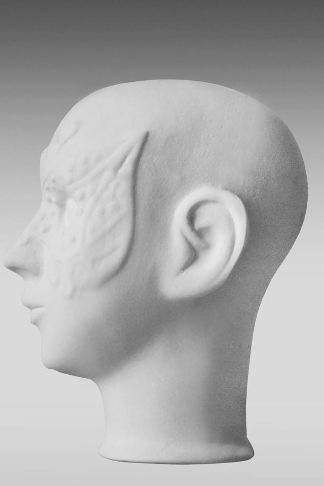 фарфоровая голова куклы купить арлекин