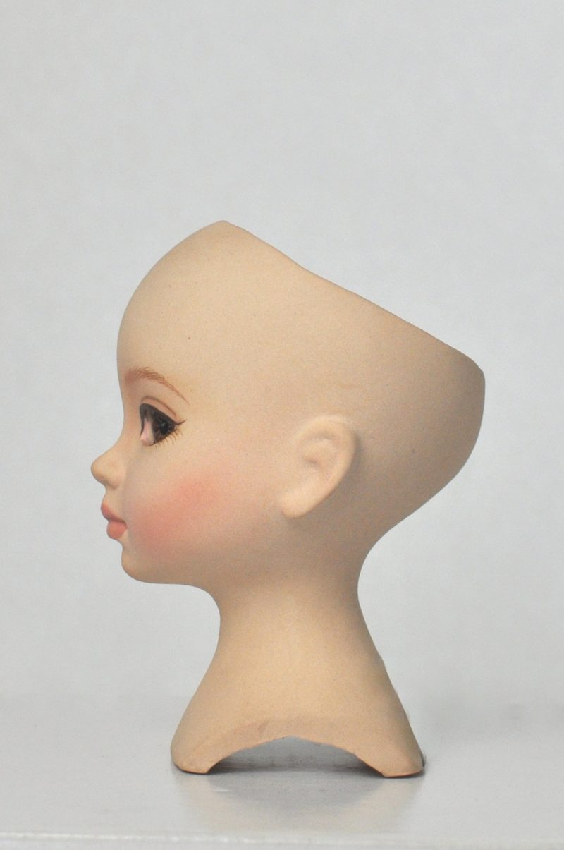 фарфоровая голова куклы купить