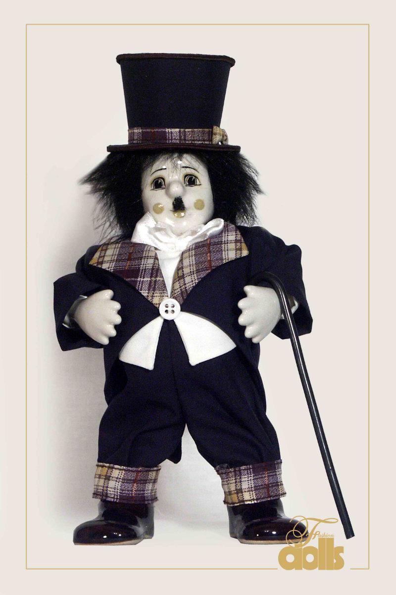кукла чарли чаплин