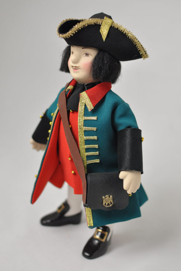 кукла солдат