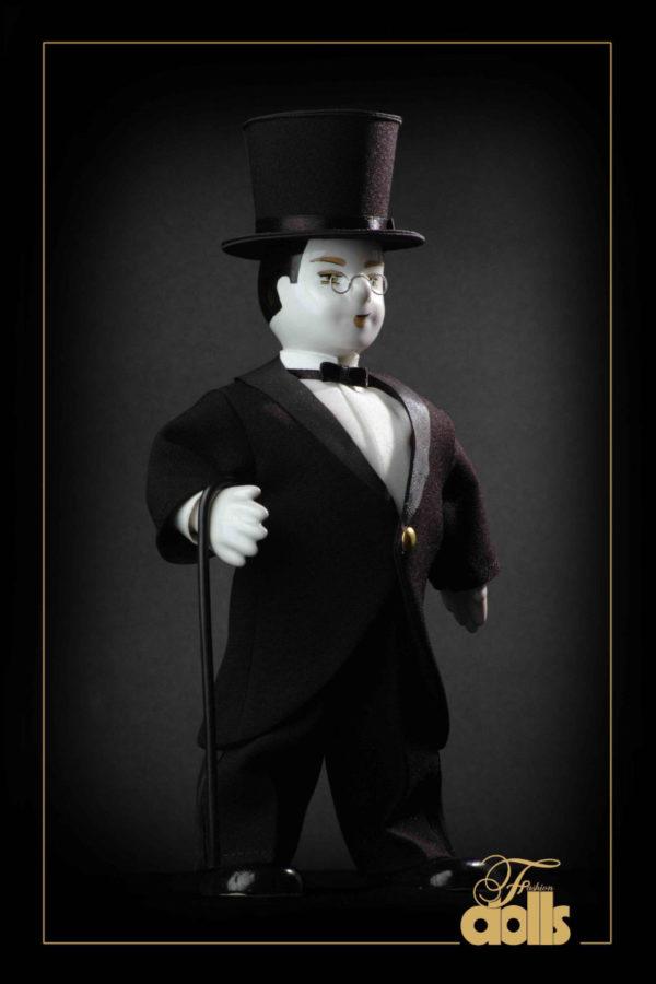 кукла банкир