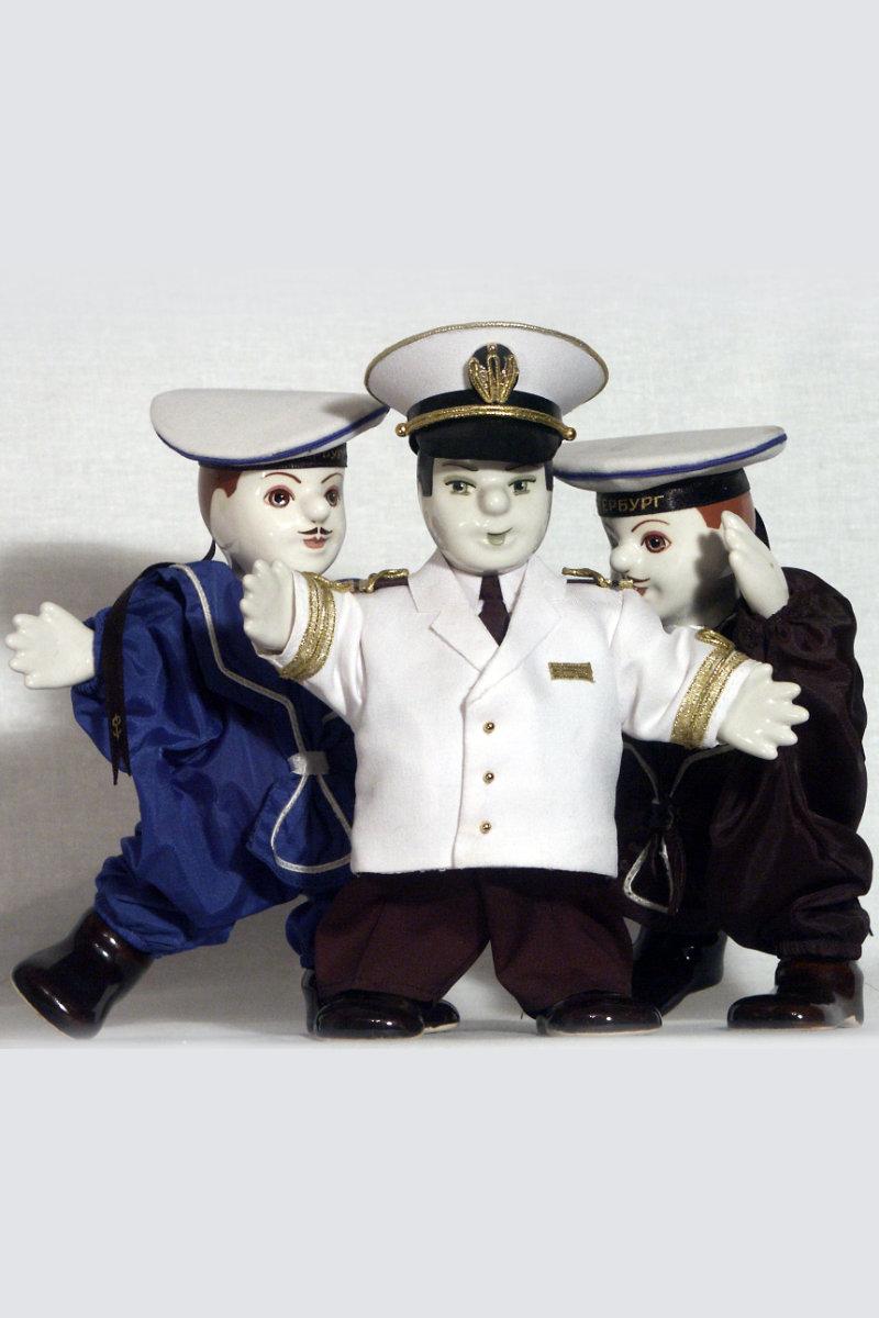 куклы моряки