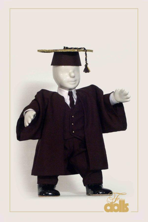 кукла юрист