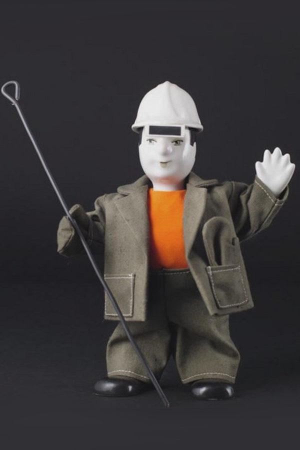 кукла металлург