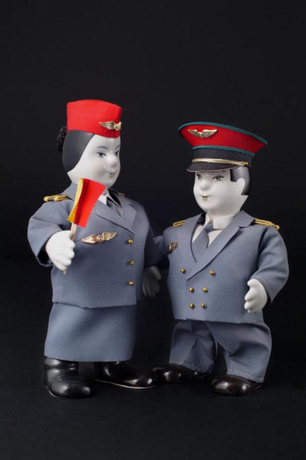 кукла железнодорожник подарок