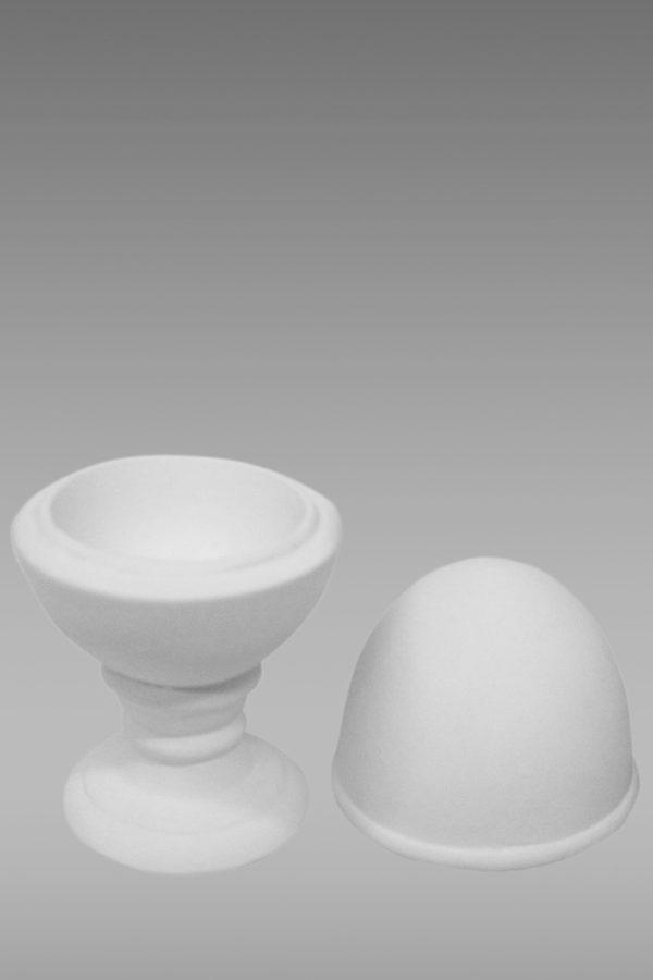фарфоровое яйцо шкатулка