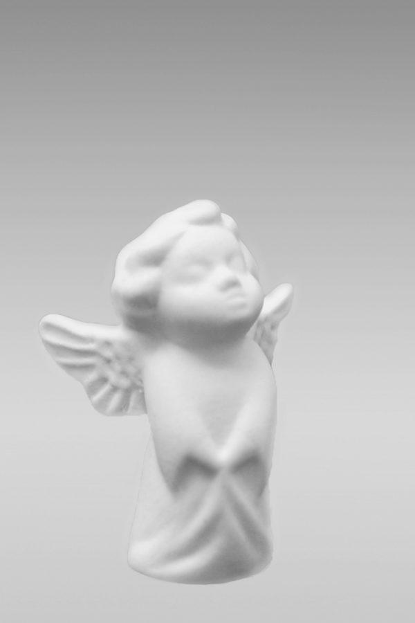 фарфоровая фигурка статуэтка ангел