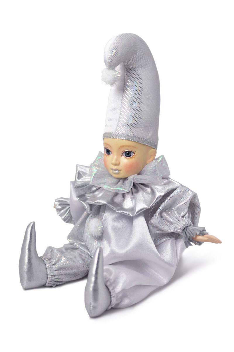 фарфоровые куклы интерьерные арлекин коллекционные