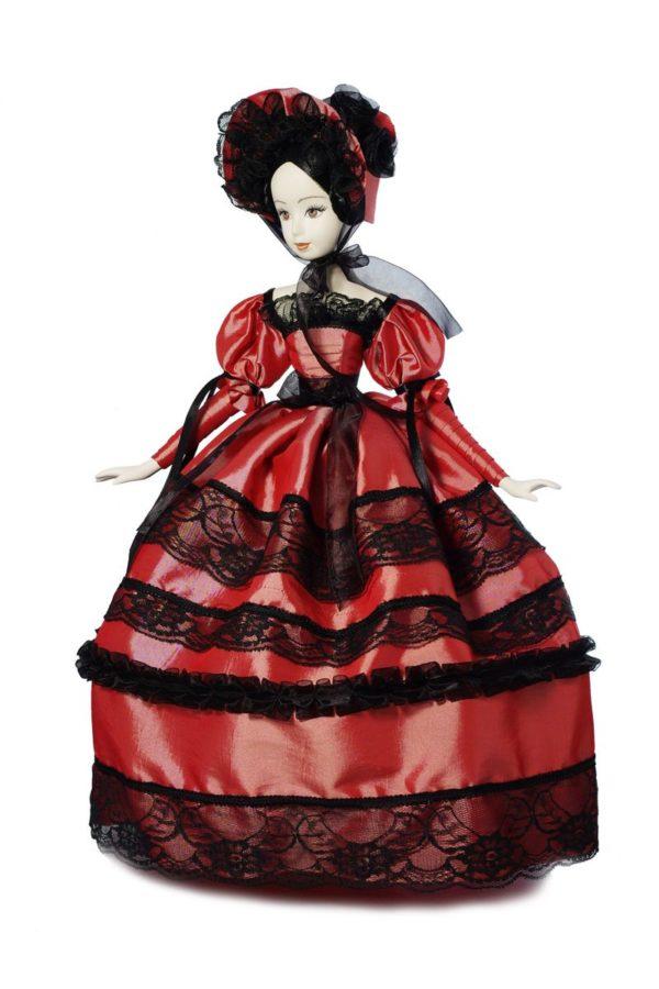 кукла принцесса интерьерная коллекционная