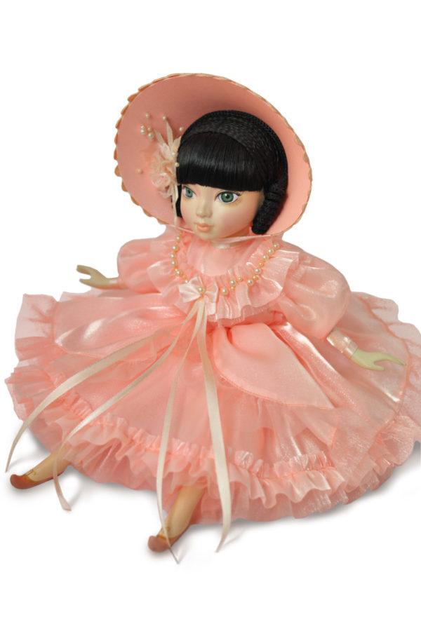фарфоровые куклы интерьерные нарядная коллекционные
