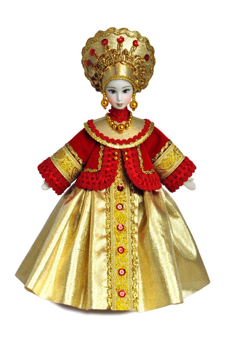 мастера русских народных кукол
