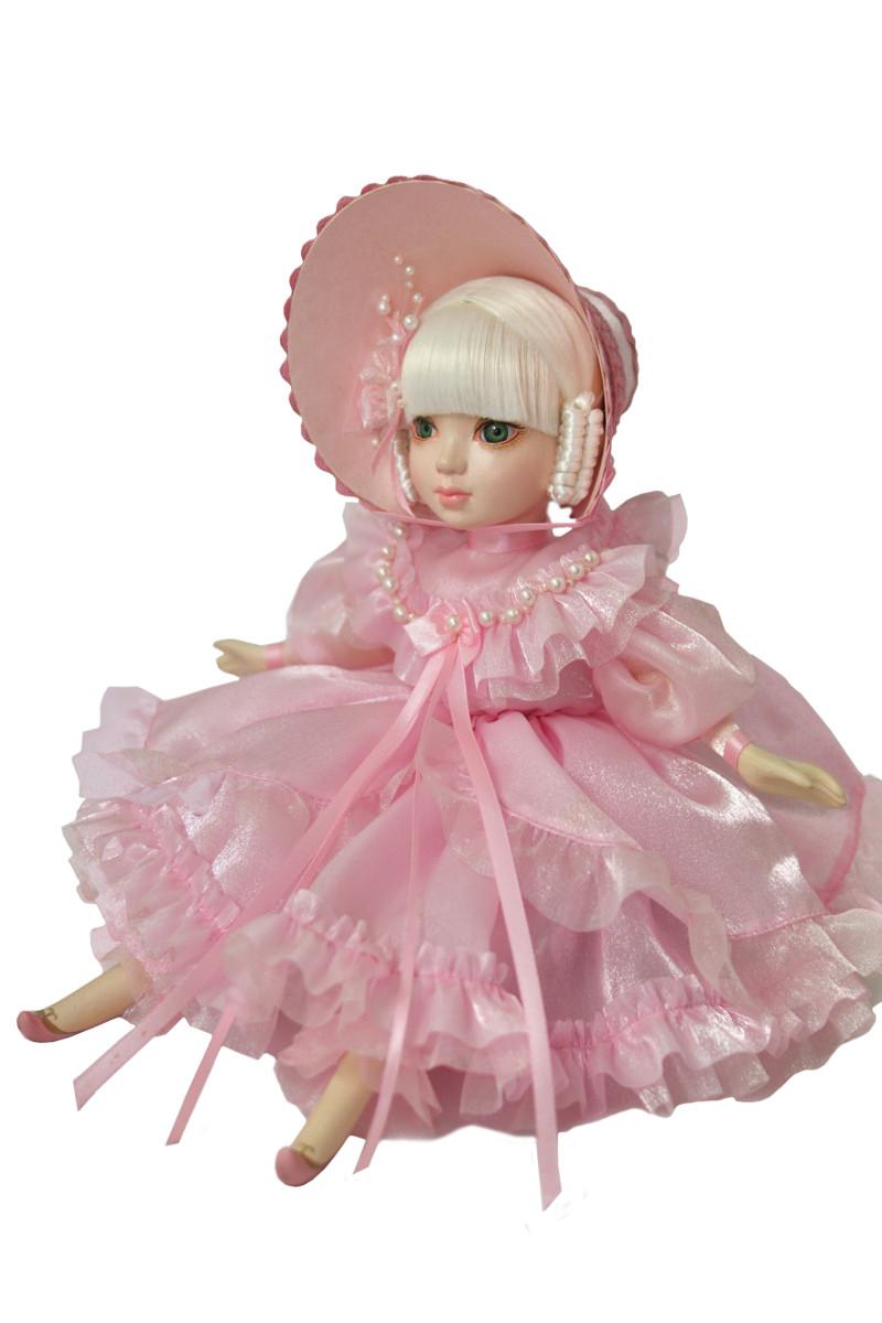 фарфоровые куклы интерьерные принцесса малышка коллекционные