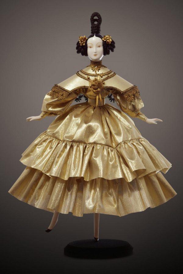 фарфоровые куклы интерьерные коллекционные принцесса принц
