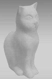 Ф-48 кот копилка