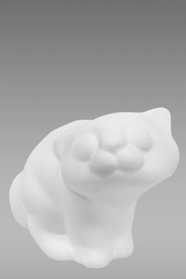 фарфоровые фигурки животных кошка