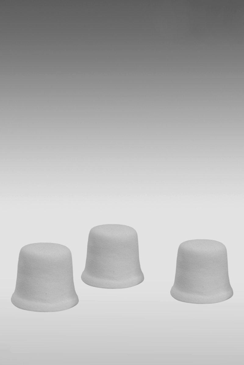 наперсток плитка фарфоровый белый