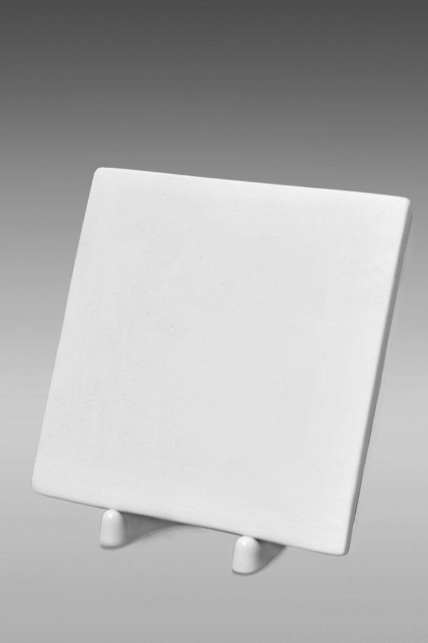 плитка фарфоровая белая для росписи