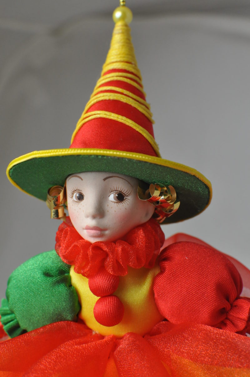 Интерьерная кукла фея купить