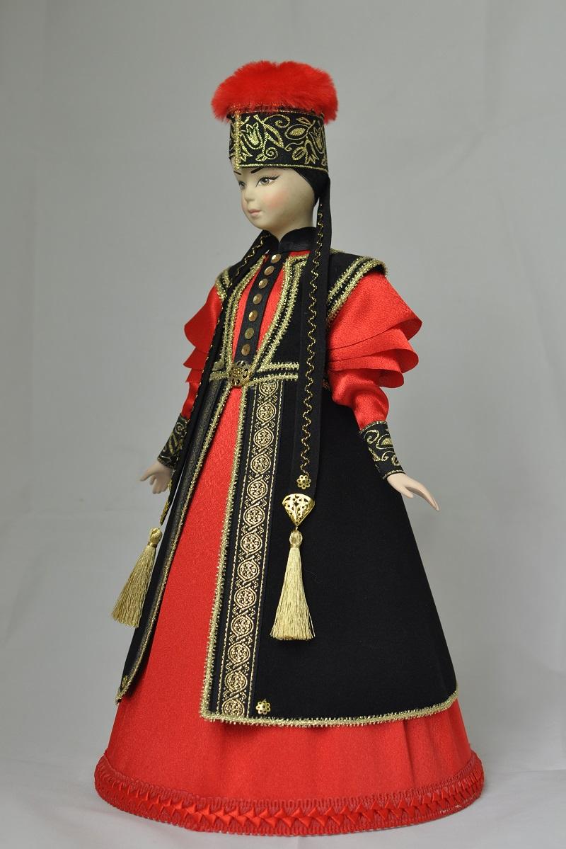 Мастера народных кукол