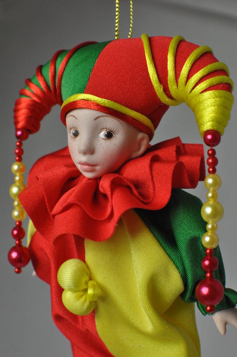 Красивая кукла арлекин купить фото кукол