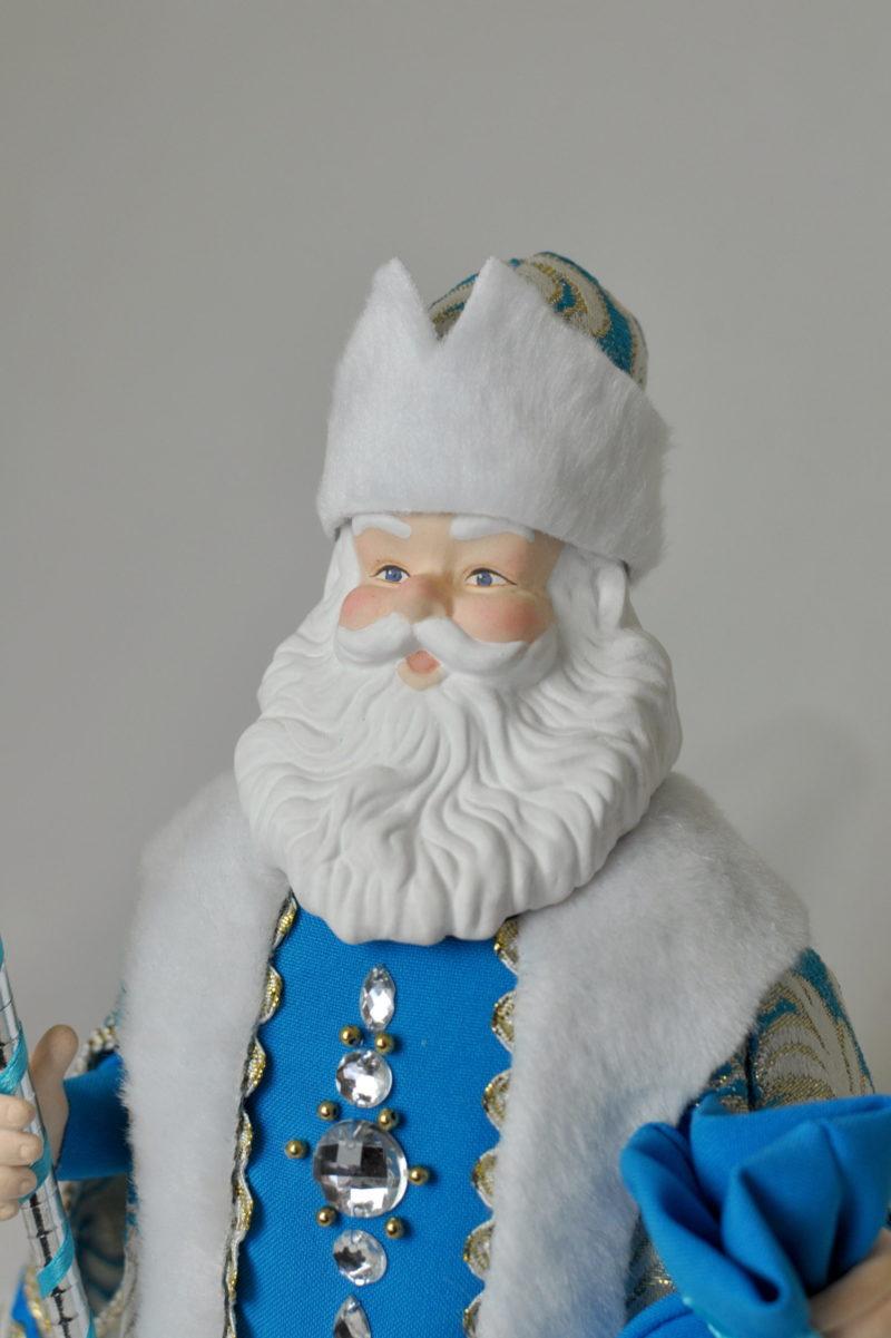 Кукла дед мороз интерьерная купить