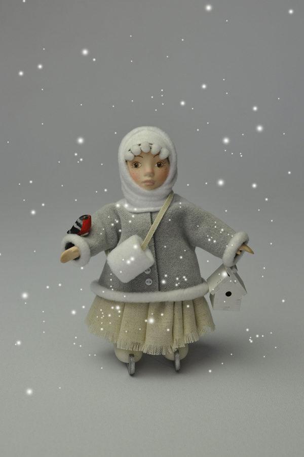 Интерьерная кукла Аннушка