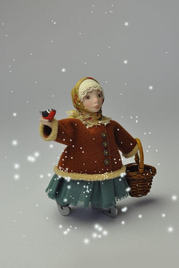 Кукла Ксюшка