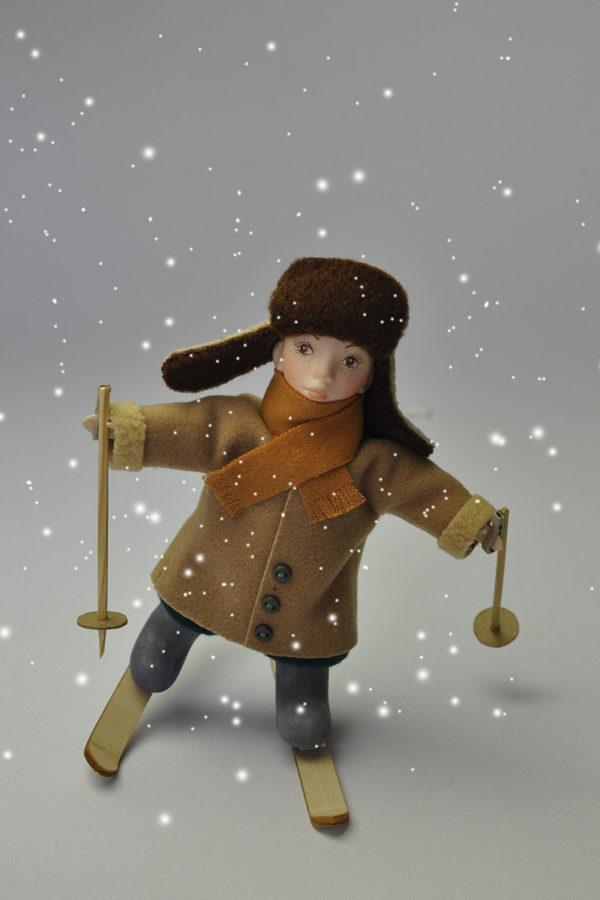 Кукла Сережка сосед