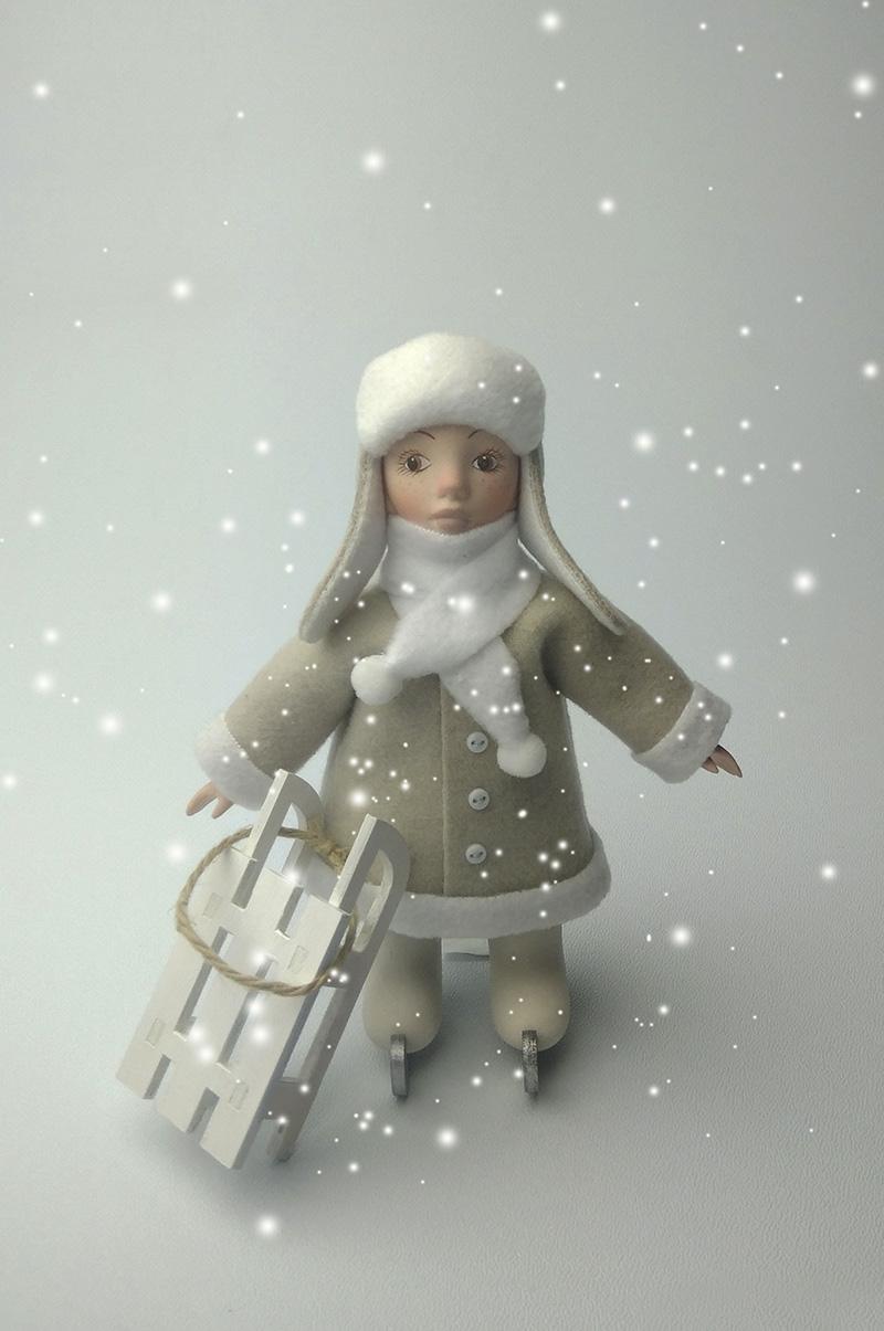 Кукла Славик