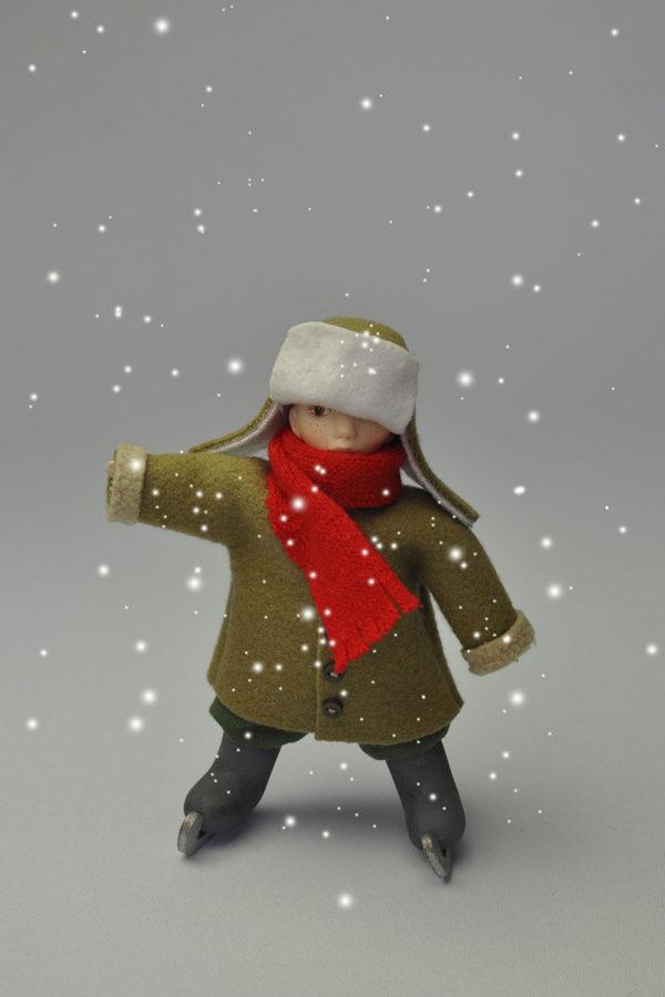 Кукла Витька с Фонтанки