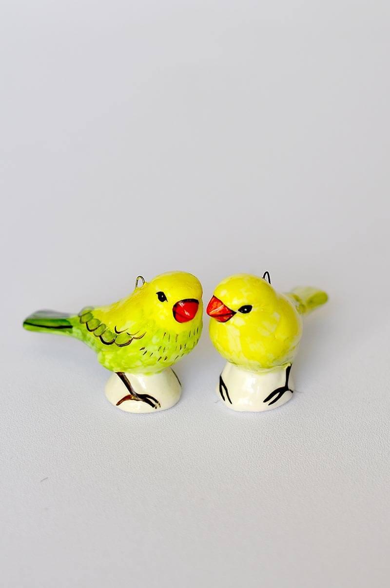 Фарфоровые игрушки кеноры