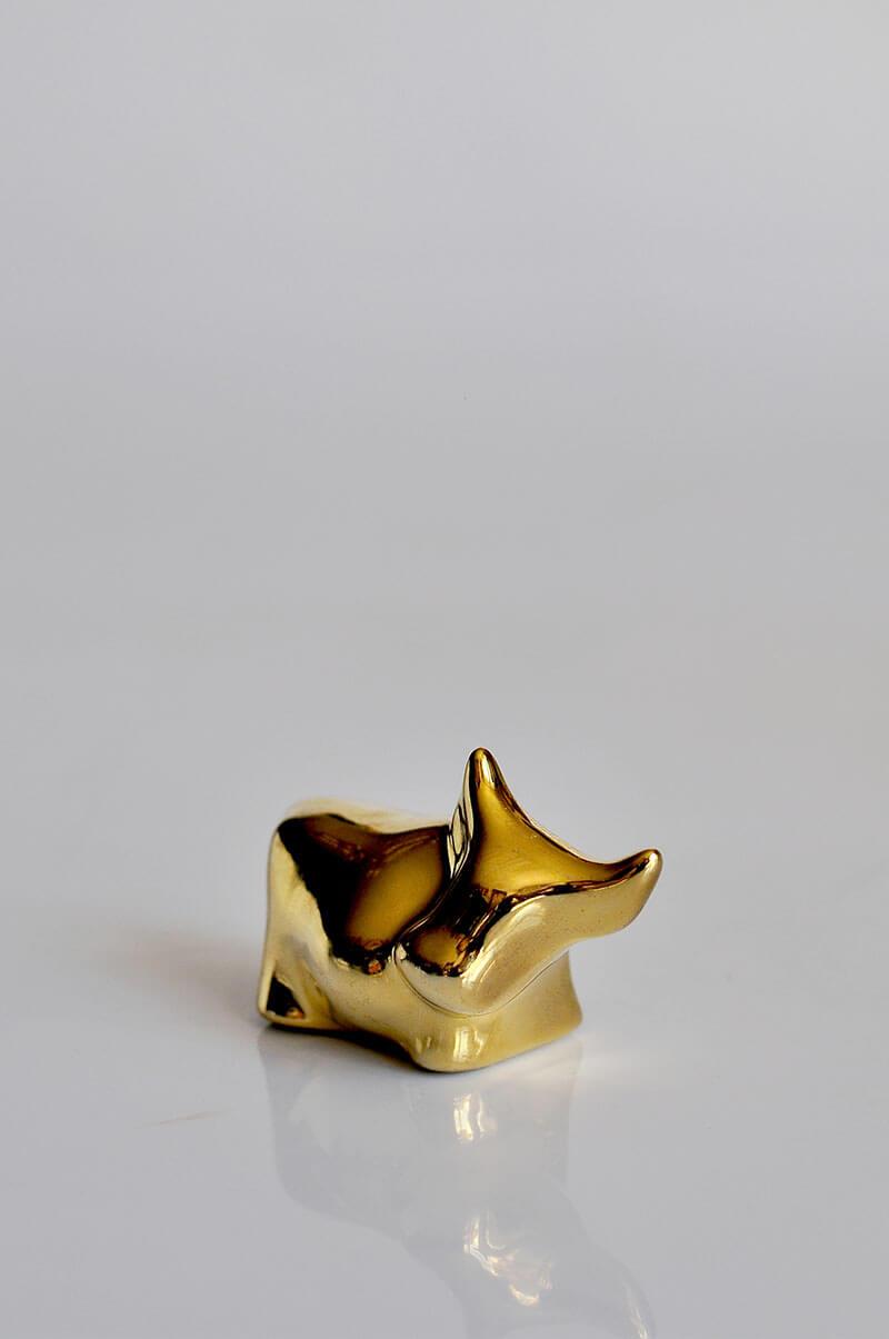 Телочка золотая